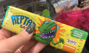 Where Can You Buy Reptar Bars? The 'Rugrats' Classic Is Back On Shelves,  Y'all